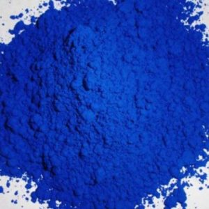 Spinel plava pigment