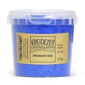 Ultramarin plava pigment