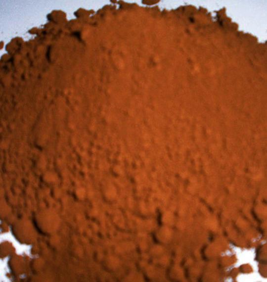 oksidno smeđi pigment