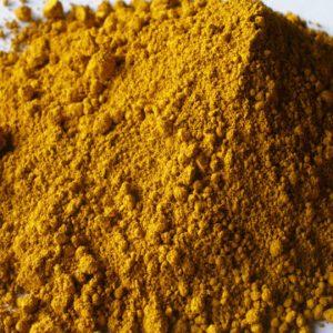 oksidno žuti pigment