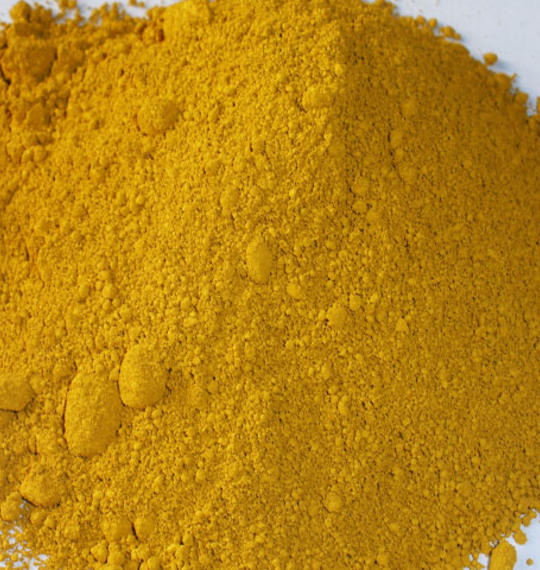 žuti pigment